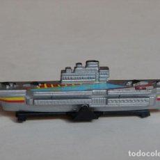 Modelos a escala: BARCO PORTAAVIONES - MIRA. Lote 80832187