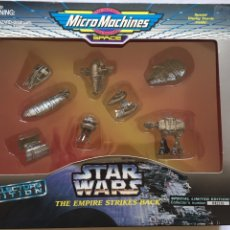 Modelos a escala: STAR WARS MICROMACHINES EDICIÓN LIMITADA Nº 092191. Lote 82182096