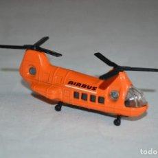 Modelos a escala: HELICÓPTERO AIRBUS. CORGI JUNIORS. MADE IN GT. BRITAIN. ROMANJUGUETESYMAS.. Lote 84029480