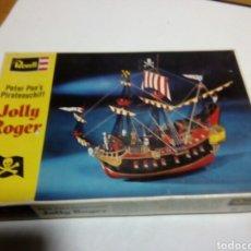 Modelos a escala: MAQUETA REVELL H-377 JOLLY ROVER PETER PAN PIRATA. Lote 86306032