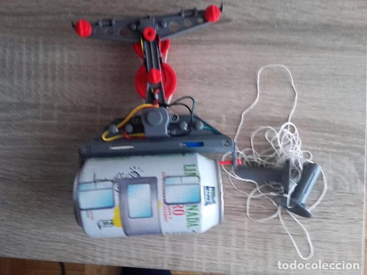 Modelos a escala: Tin Can Cable Car 4M - Teleférico de Hojalata - Foto 3 - 95456923