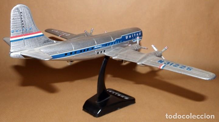 Modelos a escala: MAQUETA DE BOEING STRATOCRUISER 377 - Foto 4 - 90812320