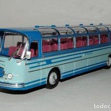 Modelos a escala: AUTOBÚS CLÁSICO SETRA SEIDA S14 (LA PAMPLONESA)1966 PAMPLONA ESPAÑA (1:43) MOTOR PEGASO, BUS,AUTOCAR. Lote 245985965
