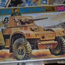 Modelos a escala: MAQUETA ARMOURED CAR DAIMLER MK. 2. Lote 92000205