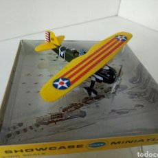Modelos a escala: AVION A ESCALA CURTISS P6E HAWK. Lote 93592249