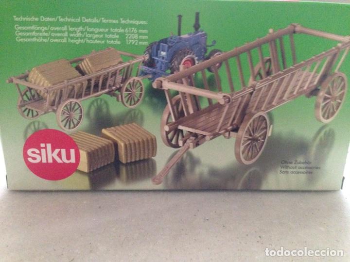 Modelos a escala: Remolque tractor Siku - Foto 3 - 95337212
