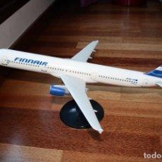 Modelos a escala: MAQUETA AVIÓN AIRBUS A321 FINNAIR. Lote 95751207