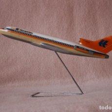 Modelos a escala: MAQUETA AVIÓN BOEING 727 HAPAG LLOYD. Lote 95751751