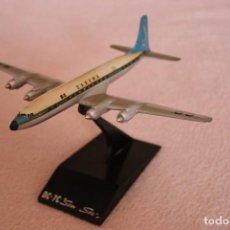 Modelos a escala: MAQUETA AVIÓN DOUGLAS DC-7C SABENA. Lote 95753219