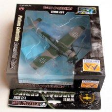 Modelos a escala: EASY MODEL 1:72 • FOCKE-WULF FW 190 D-9 JAGDVERBAND 44 • MODELO MONTADO ESCALA 1/72. Lote 95965759