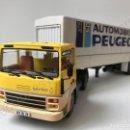 Modelos a escala: CAMIÓN CLÁSICO ARTICULADO BERLIET TR 280 PEUGEOT (1973 - 1982) - 1:43 IXO, ALTAYA. Lote 97351887