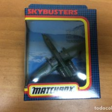 Modelos a escala: AVION SB-32 FAIRCHILD A-10 THUNDERBOLT SKYBUSTERS MATCHBOX 1989 . Lote 97917607