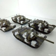 Modelos a escala: LOTE 4 TANQUES. Lote 97937999