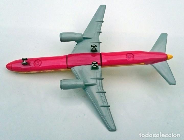 Modelos a escala: DHL PUBLICIDAD ORIGINAL - BOEING 757 AVIÓN DE CARGA - OBSOLETO - Foto 6 - 98165671
