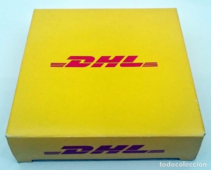 Modelos a escala: DHL PUBLICIDAD ORIGINAL - BOEING 757 AVIÓN DE CARGA - OBSOLETO - Foto 8 - 98165671