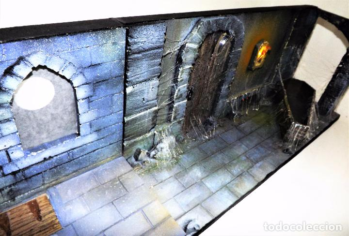 Modelos a escala: Madelmania y Obradoiro Diorama monstruos del cine (Pieza única) - Foto 14 - 99427435