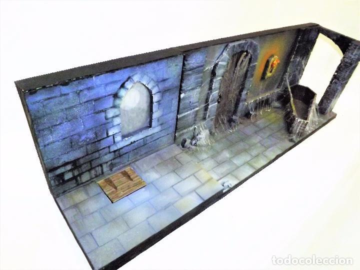 Modelos a escala: Madelmania y Obradoiro Diorama monstruos del cine (Pieza única) - Foto 15 - 99427435