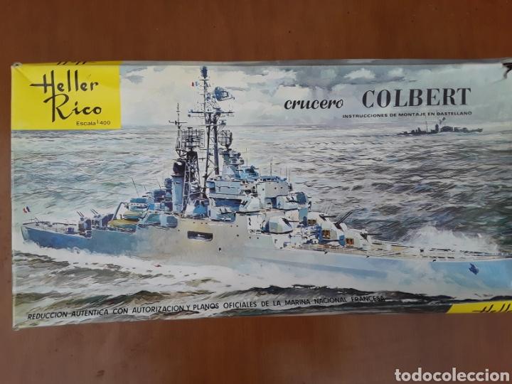 Modelos a escala: Barco crucero *Colbert*escala1/400. - Foto 2 - 101257671