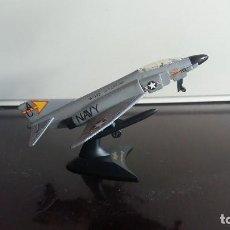 Modelos a escala: MAQUETA DEL AVION F-4J PHANTOM II. Lote 101480531
