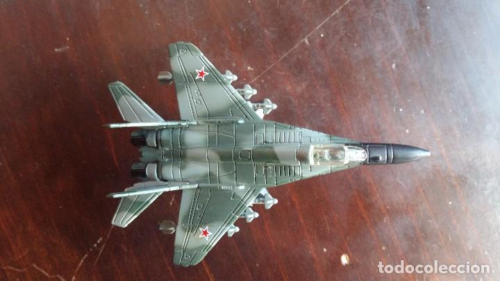 Modelos a escala: MAQUETA DEL AVION MIG-29 FULCRUM - Foto 3 - 101612559