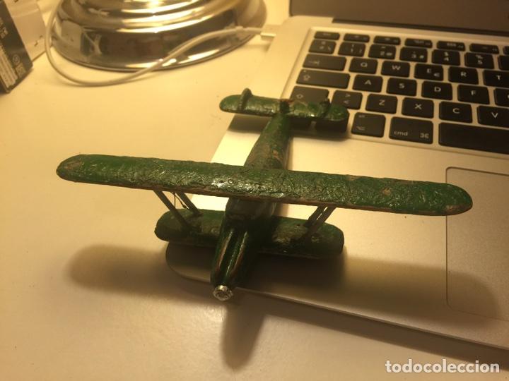 Modelos a escala: Antiguo avión de juguete - Foto 3 - 102397712
