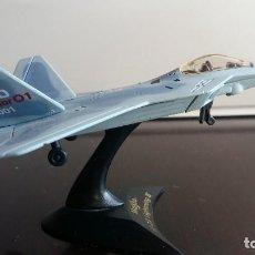 Modelos a escala: MAQUETA DEL AVION YF-22 LIGHTNING II. Lote 103412967