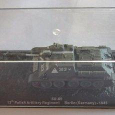 Modelos a escala: TANQUE ALTAYA, SU-85 13 POLISH ARTILLERY REGIMENT, EN CAJA. CC. Lote 103462483