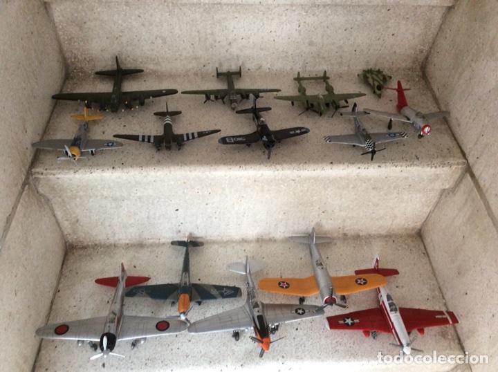 Modelos a escala: LOTE 13 AVIONES MILITARES - Foto 9 - 103672874