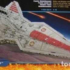 Modelos a escala: STAR WARS REPUBLIC STAR DESTROYER. Lote 105035147