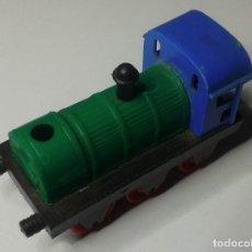 Modelos a escala: LOCOMOTORA DE TREN SACAPUNTAS. Lote 105185611