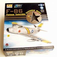 Modelos a escala: EASY MODEL 1:72 • NORTH AMERICAN F-86F 'SABRE' (FA SUDÁFRICA, KOREA) • MODELO MONTADO-DECORADO 1/72. Lote 112666711