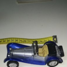 Modelos a escala: METAL . ESCALA 1/43. Lote 109317167
