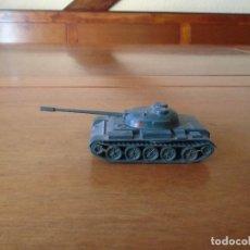 Modelos a escala: TANQUE SOVIÉTICO, CARRO DE COMBATE T-54 ESCALA 1/88 MARCA EKO MADE IN SPAIN AÑOS 60/70. Lote 110684959
