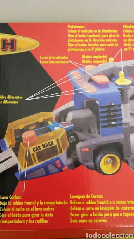 Modelos a escala: VEHÍCULO MEGA VAN AUTOTECH LUZ Y SONIDOS.FAMISA 1999.NUEVO EN CAJA SIN ABRIR. - Foto 4 - 118934584