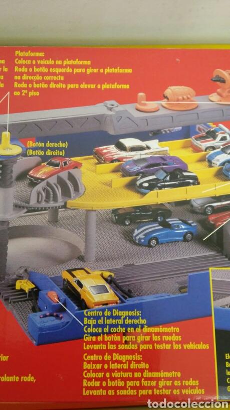 Modelos a escala: VEHÍCULO MEGA VAN AUTOTECH LUZ Y SONIDOS.FAMISA 1999.NUEVO EN CAJA SIN ABRIR. - Foto 5 - 118934584
