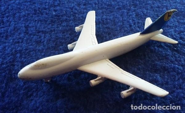 BOEING 747 PILEN SERIE AVIONES MODELO 706 AÑOS 70 (Juguetes - Modelos a escala)