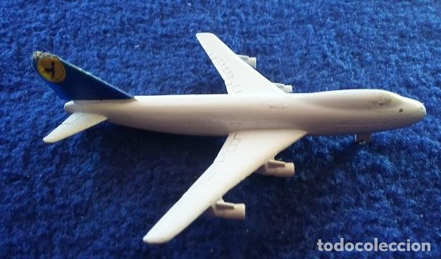 Modelos a escala: Boeing 747 Pilen serie aviones modelo 706 años 70 - Foto 2 - 111681359