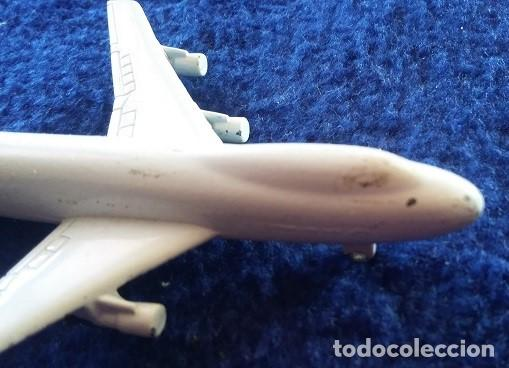 Modelos a escala: Boeing 747 Pilen serie aviones modelo 706 años 70 - Foto 3 - 111681359