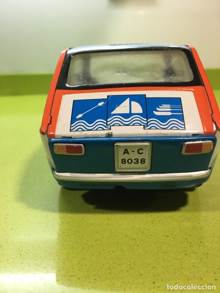 Modelos a escala: Seat 127 de paya Náutico, jyesa,rico,sanchis,años 70,80,die cast, escala - Foto 4 - 111931592