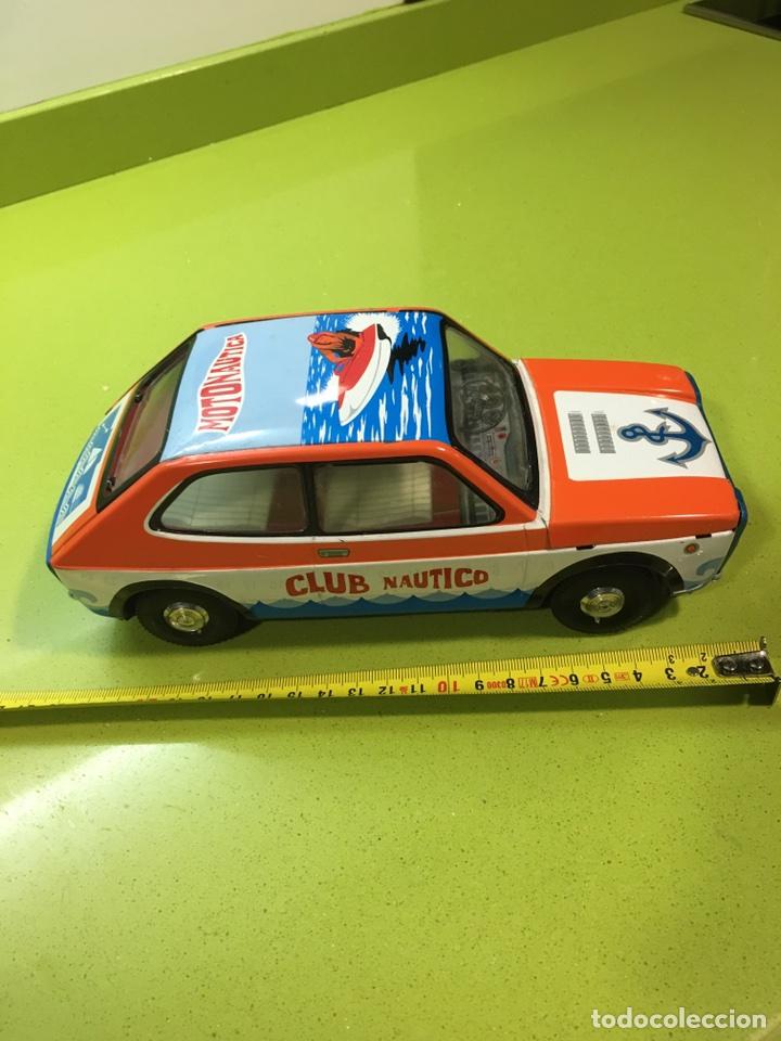 Modelos a escala: Seat 127 de paya Náutico, jyesa,rico,sanchis,años 70,80,die cast, escala - Foto 6 - 111931592
