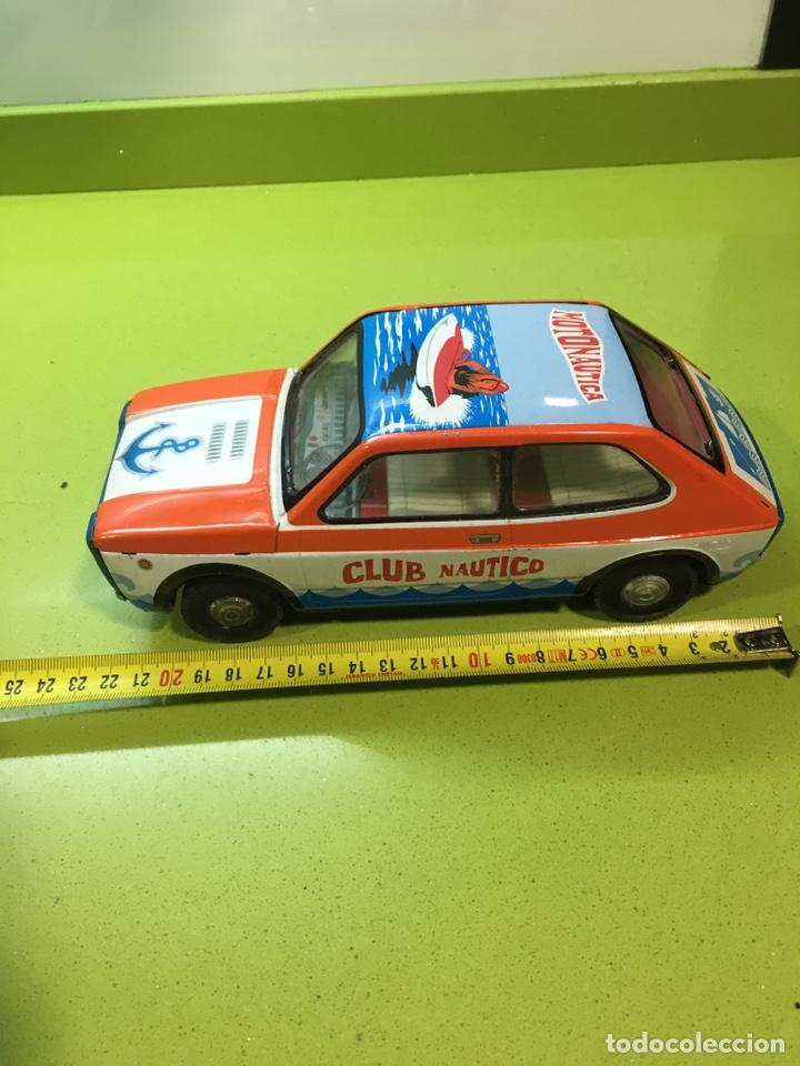 Modelos a escala: Seat 127 de paya Náutico, jyesa,rico,sanchis,años 70,80,die cast, escala - Foto 8 - 111931592