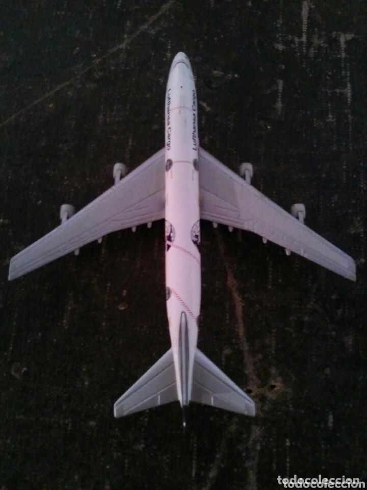 Modelos a escala: AVIÓN BOEING 747-200 ÁFRICA. CUATRIMOTOR. LUFTHANSA CARGO - Foto 3 - 114089788