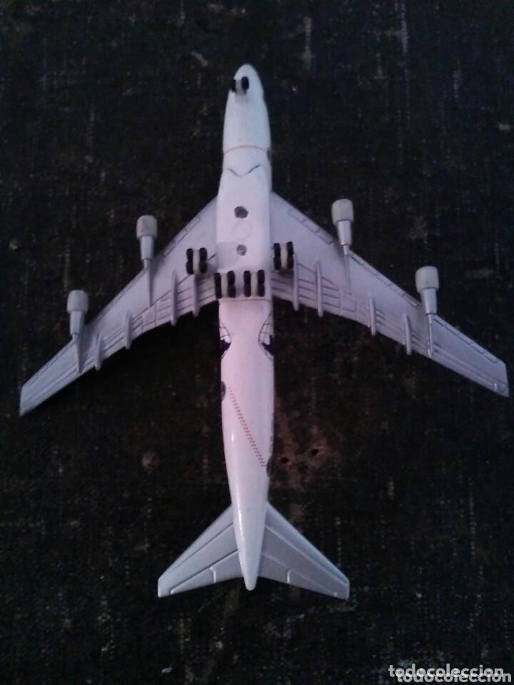 Modelos a escala: AVIÓN BOEING 747-200 ÁFRICA. CUATRIMOTOR. LUFTHANSA CARGO - Foto 4 - 114089788