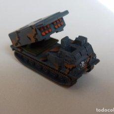 Modelos a escala: MICRO MACHINES M270 MLRS LANZACOHETES. Lote 113205907