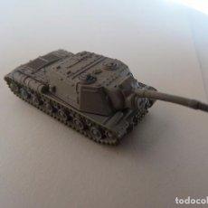 Modelos a escala: MICRO MACHINES TANQUE ISU-152 SPG. Lote 113207887