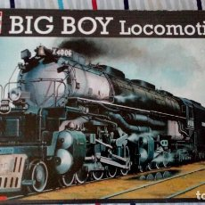 Modelos a escala: BIG BOY LOCOMOTORA. Lote 116389511