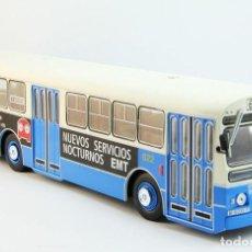Modelos a escala - 1/43 Bus Pegaso 6035 EMT (1972) Madrid Hachette IXO - 153790869