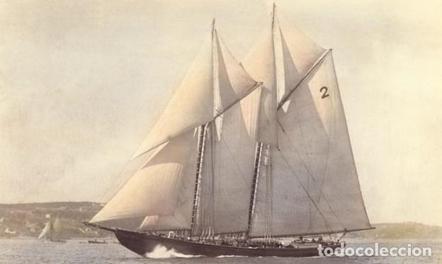 Modelos a escala: Maqueta barco de vela goleta Bluenose - Foto 7 - 117578775