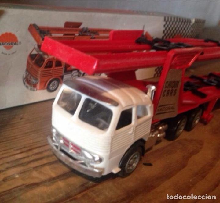 Modelos a escala: Camion pegaso de nacoral 1970 en caja - Foto 2 - 57052808