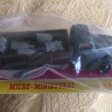 Modelos a escala: MICRO MINIATURAS EKO VEHÍCULOS DE TRANSPORTE. Lote 120319950